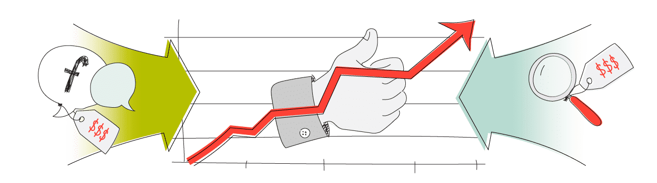 Social media & paid search work together to increase engagement