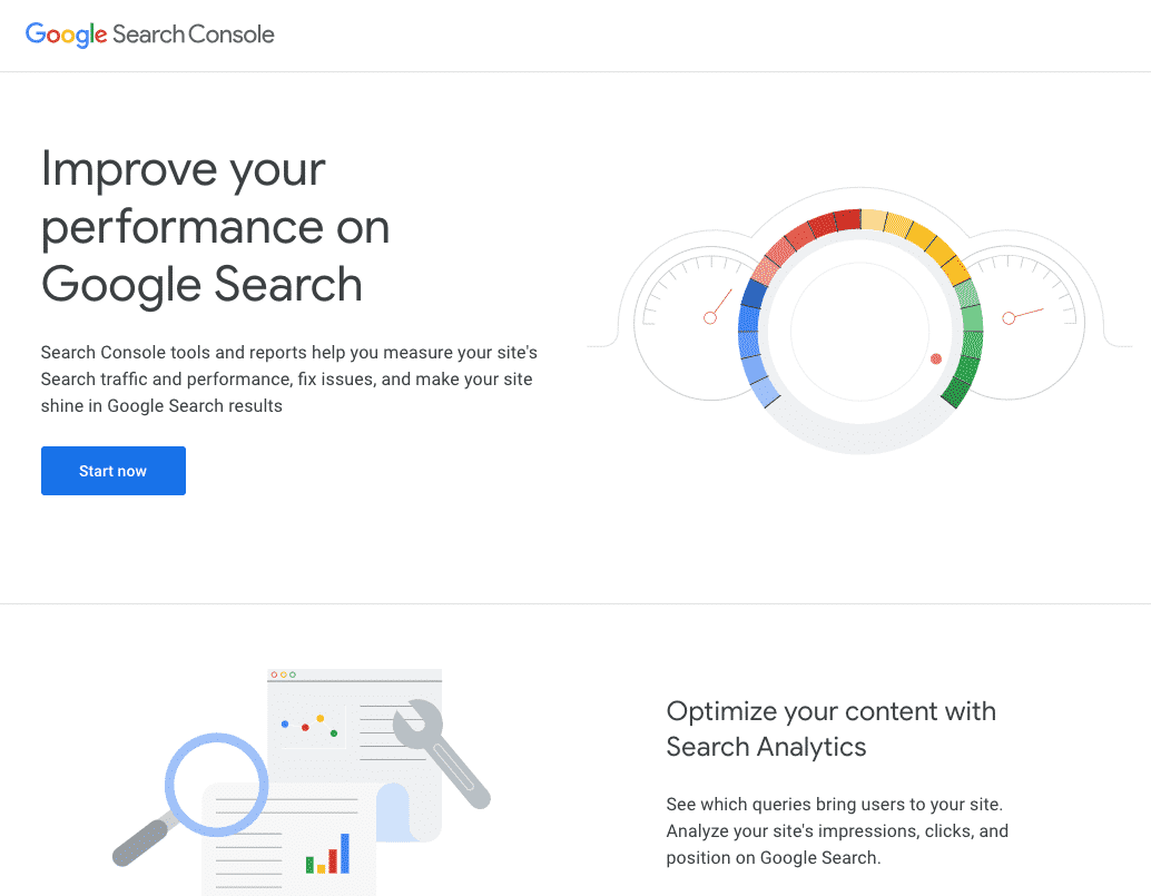 Google Search Console - improve your performance on Google Search