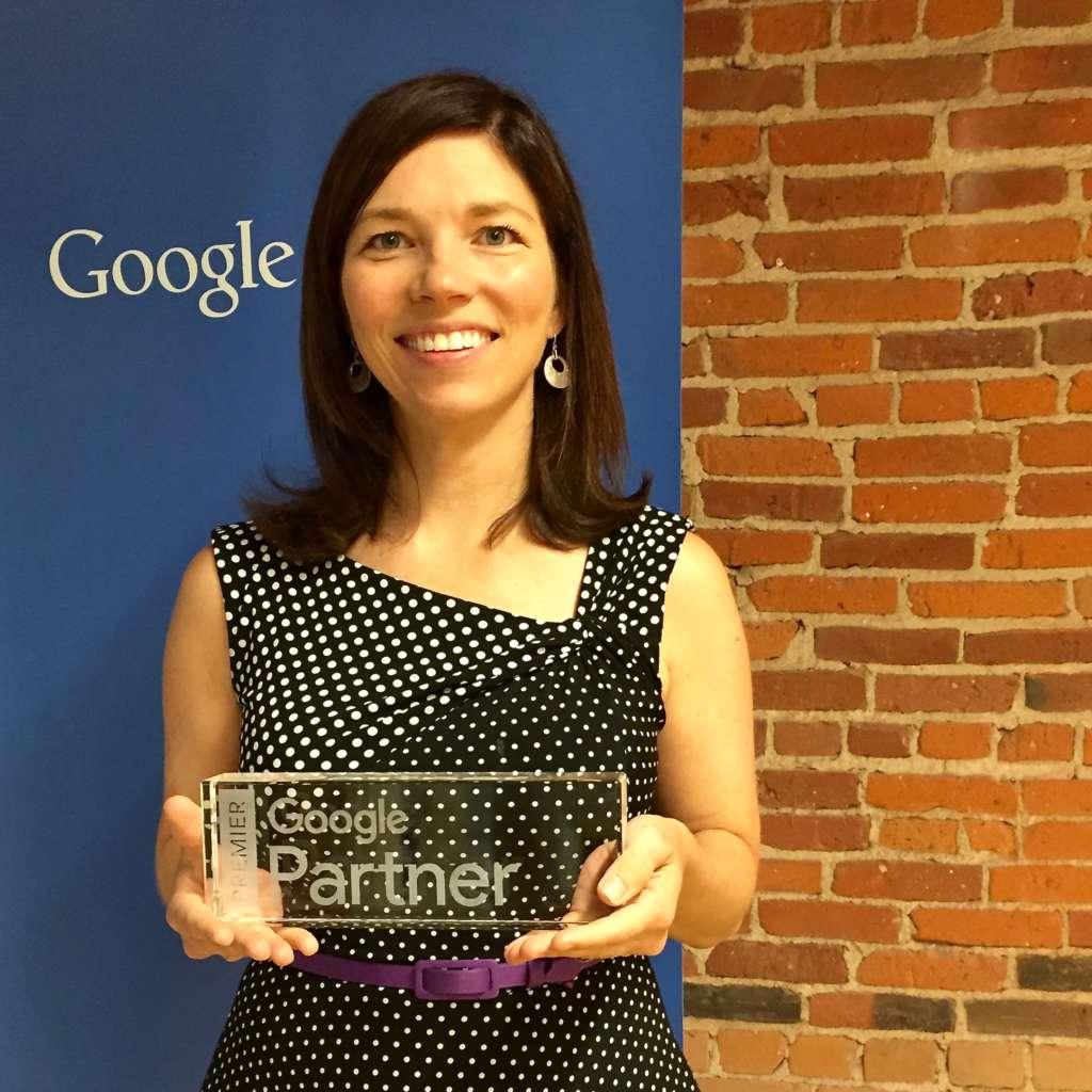 CEO Linda Girard - Pure Visibility Premier Google Partner