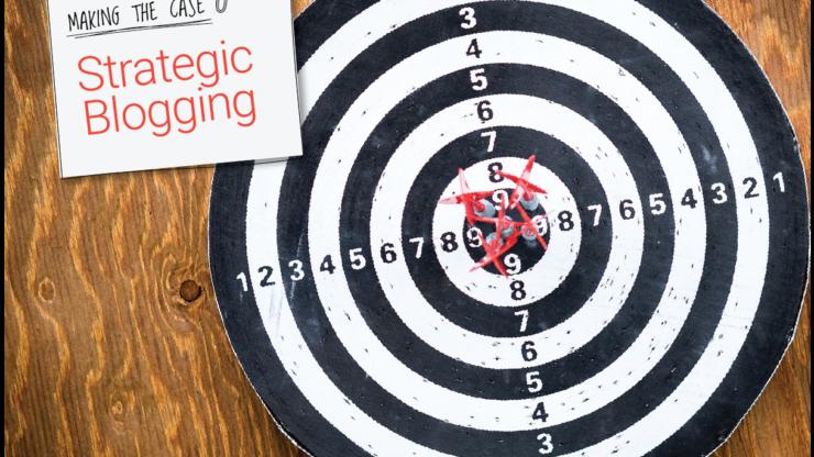 Strategic blogging case study