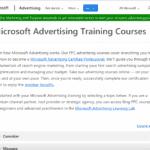 Microsoft Advertising Certification Study Guide Screenshot