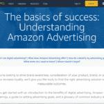 Amazon Advertising Guide Screenshot